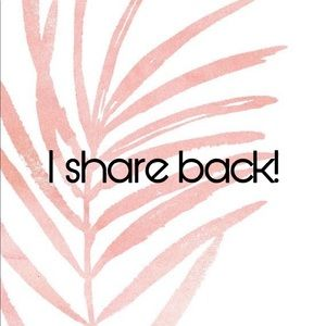 Share my closet and I will share yours!